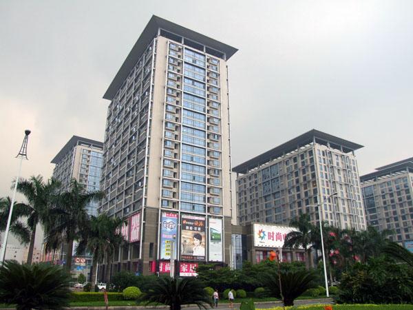 东莞第一国际 - 环球幕墙